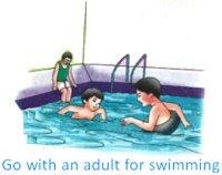 Safety Rules in the Swimming Pool