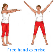 Free-hand Exercise