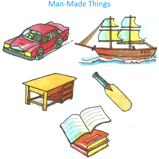 Man made things: