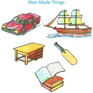 Man made Things